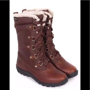 Women's Timberland MT Hope Mid WTP Snow Boot 8709R